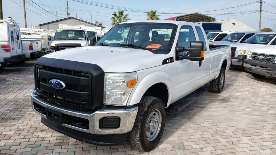 2011 FORD F250 XL SUPER DUTY, FX4 OFF-ROAD, 6.2 V8, 4X4