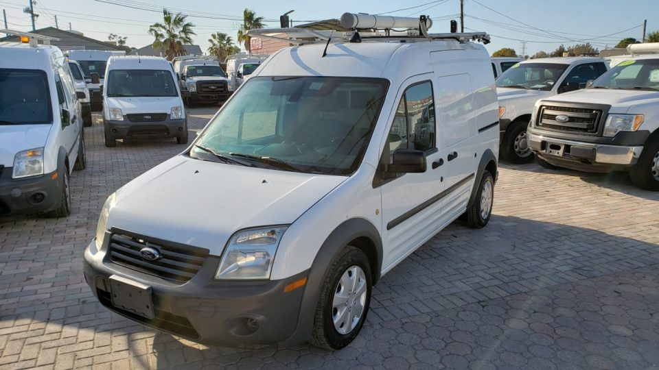 2012 FORD TRANSIT CONNECT XL, 2.0, 4 CYLINDER , 47 K MILES