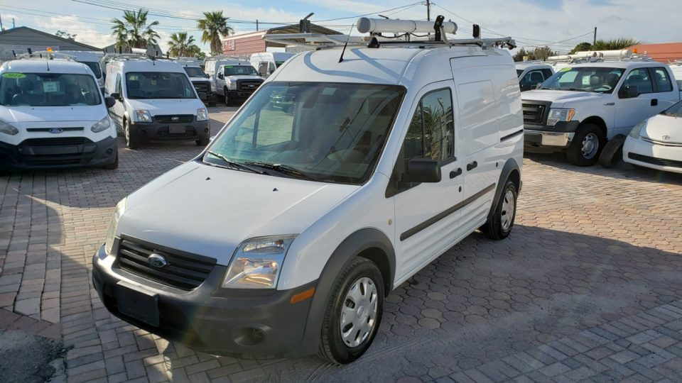 2012 FORD TRANSIT CONNECT XL, 2.0, 4 CYLINDER , 36 K MILES